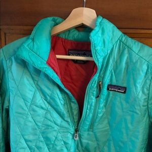 Patagonia micro puff pullover